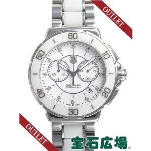 タグ・ホイヤー TAG HEUERフォーミュラ1 レディダイヤモンドクロノグラフ CAH1211.BA0863 新品 アウトレット 腕時計 レディース|houseki-h