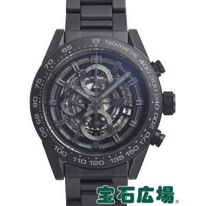 タグ・ホイヤー カレラ キャリバーホイヤー01 ブラックセラミック CAR2A91.BH0742 新品 メンズ 腕時計|houseki-h