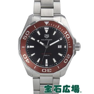 タグ・ホイヤー アクアレーサー 300M WAY101B.BA0746 新品 メンズ 腕時計|houseki-h