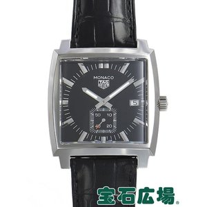 タグ・ホイヤー モナコ クォーツ WAW131A.FC6177 新品 ユニセックス 腕時計