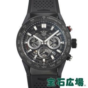 タグ・ホイヤー TAG HEUER カレラ キャリバーホイヤー02 クロノグラフ45mm CBG2A91.FT6173 新品 メンズ 腕時計|houseki-h
