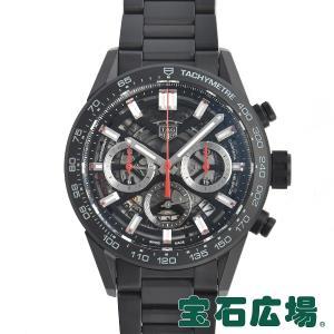 タグ・ホイヤー TAG HEUER カレラ キャリバーホイヤー02 クロノグラフ43mm CBG2090.BH0661 新品 メンズ 腕時計|houseki-h