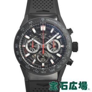 タグ・ホイヤー TAG HEUER カレラ キャリバーホイヤー02 クロノグラフ45mm CBG2A90.FT6173 新品 メンズ 腕時計|houseki-h
