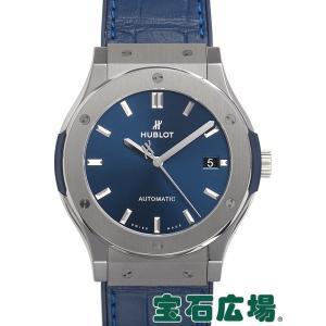 ウブロ クラシックフュージョン チタニウム 511.NX.7170.LR 新品 メンズ 腕時計|houseki-h