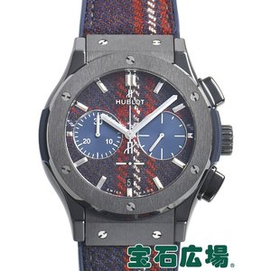 ウブロ クラシックフュージョン イタリアインディペンデント セラミックタータン 限定生産50本 521.CM.2703.NR.ITI17 新品 メンズ 腕時計|houseki-h