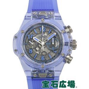 ウブロ HUBLOT ビッグバン ウニコ ブルーサファイア 世界限定250本 411.JL.4809.RT 新品  メンズ 腕時計|houseki-h