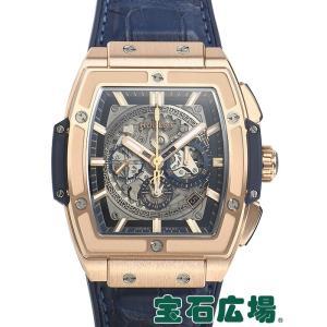 ウブロ HUBLOT スピリットオブビッグバンキングゴールドブルー 601.OX.7180.LR 新品  メンズ 腕時計|houseki-h