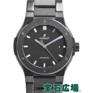 ウブロ HUBLOT クラシックフュージョン ブラックマジック 548.CM.1170.CM 新品  メンズ 腕時計 houseki-h