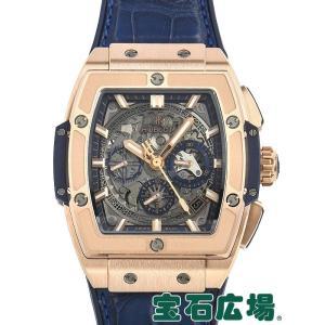 ウブロ HUBLOT スピリット オブ ビッグバン キングゴールド ブルー 641.OX.7180.LR 新品  メンズ 腕時計|houseki-h