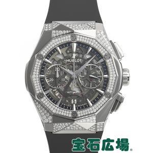 ウブロ HUBLOT アエロフュージョン オーリンスキーチタニウム オルタナティヴパヴェ 525.NX.0170.RX.1804.ORL18 新品 メンズ 腕時計 houseki-h