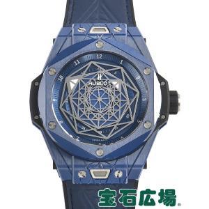 ウブロ HUBLOT ビッグバン ウニコ サンブルー セラミックブルー 限定生産200本 415.EX.7179.VR.MXM19 新品  メンズ 腕時計|houseki-h