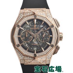 ウブロ HUBLOT クラシックフュージョン アエロフュージョン クロノグラフ オーリンスキー キングゴールドパヴェ 525.OX.0180.RX.1704.ORL19 新品 メンズ 腕時計|houseki-h