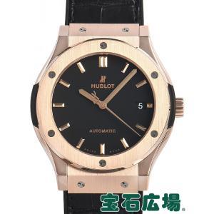 ウブロ HUBLOT クラシック フュージョンゴールド 511.OX.1181.LR 新品 メンズ 腕時計|houseki-h
