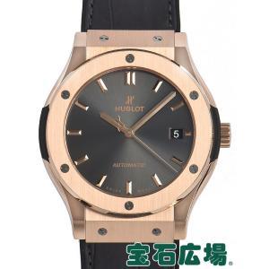 ウブロ HUBLOT クラシック フュージョン レーシンググレー キングゴールド 511.OX.7081.LR 新品 メンズ 腕時計|houseki-h