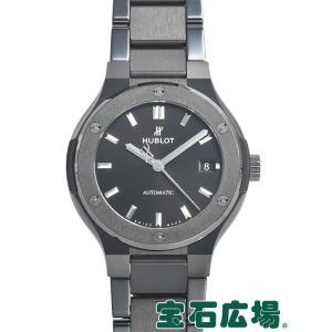 ウブロ HUBLOT クラシックフュージョン ブラックマジック 568.CM.1470.CM 新品 レディース 腕時計|houseki-h