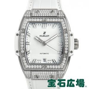 ウブロ HUBLOT スピリット オブ ビッグバン チタニウムダイヤモンド 665.NE.2010.LR.1604 新品 レディース 腕時計|houseki-h