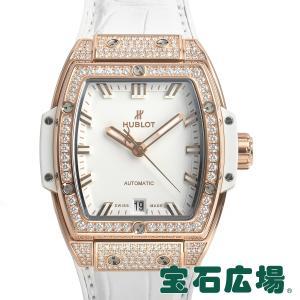ウブロ HUBLOT スピリットオブビッグバン キングゴールドパヴェ 665.OE.2080.LR.1604 新品 レディース 腕時計|houseki-h