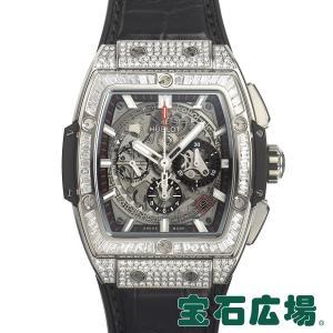 ウブロ HUBLOT スピリットオブビッグバン チタニウムジュエリー 641.NX.0173.LR.0904 新品 メンズ 腕時計|houseki-h