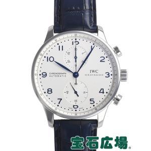 IWC ポルトギーゼ クロノ IW371446 新品 腕時計...