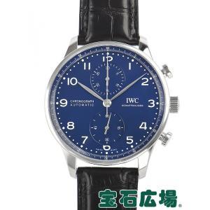 IWC (アイ・ダブリュー・シー) ポルトギーゼ クロノ 創立150周年記念 限定2000本 IW371601 新品 メンズ 腕時計 houseki-h