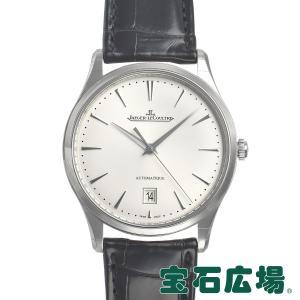 ジャガールクルト JAEGER LECOULTRE マスター ウルトラスリムデイト Q1238420 新品 メンズ 腕時計|houseki-h