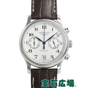 99a22c9bbc ロンジン LONGINES マスターコレクション クロノ L2.669.4.78.3 新品 メンズ 腕時計