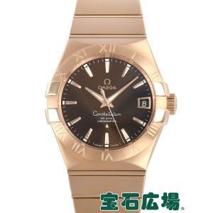 オメガ OMEGA コンステレーション コーアクシャル 123.50.38.21.13.001 新品 メンズ 腕時計 houseki-h