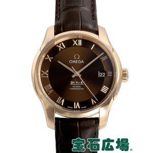 オメガ OMEGA デビル コーアクシャル 431.53.41.21.13.001 新品 メンズ 腕時計 houseki-h