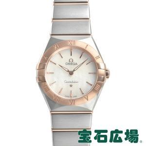 オメガ OMEGA コンステレーション マンハッタン クォーツ 131.20.28.60.05.001 新品 レディース 腕時計 houseki-h