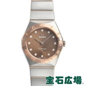オメガ OMEGA コンステレーション マンハッタン クォーツ 131.20.28.60.63.001 新品 レディース 腕時計 houseki-h