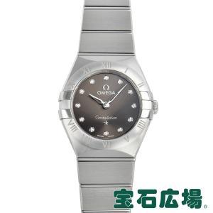 オメガ OMEGA コンステレーション マンハッタン クォーツ 131.10.25.60.56.001 新品 レディース 腕時計 houseki-h
