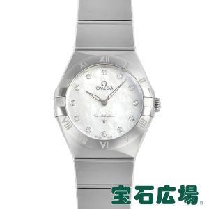 オメガ OMEGA コンステレーション マンハッタン クォーツ 131.10.28.60.55.001 新品 レディース 腕時計 houseki-h