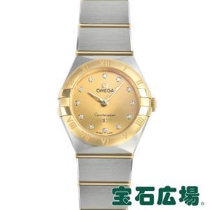 オメガ OMEGA コンステレーション マンハッタン クォーツ 131.20.25.60.58.001 新品 レディース 腕時計 houseki-h