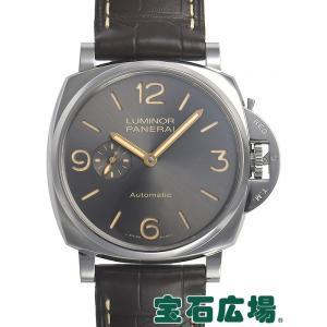 パネライ ルミノール ドゥエ3デイズ オートマティックアッチャイオ PAM00739 新品 メンズ 腕時計 houseki-h