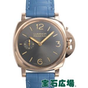 パネライ ルミノール ドゥエ 3デイズオロロッソ PAM00677 新品 メンズ 腕時計 houseki-h