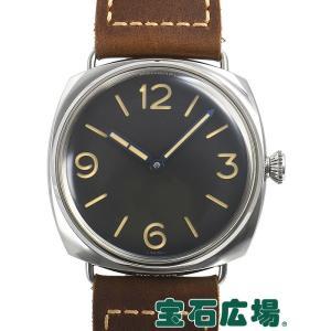 パネライ PANERAI ラジオミール 3デイズ アッチャイオ 47mm 世界限定1000本 PAM00721 新品  メンズ 腕時計|houseki-h