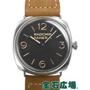パネライ PANERAI ラジオミール 3デイズ アッチャイオ 47mm 世界限定500本 PAM00720 新品  メンズ 腕時計|houseki-h