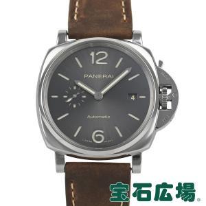 パネライ PANERAI ルミノール ドゥエ 3デイズ オートマティック アッチャイオ PAM00904 新品  メンズ 腕時計|houseki-h