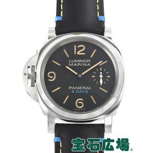 パネライ PANERAI ルミノール レフトハンド 8デイズ アッチャイオ PAM00796 新品  メンズ 腕時計|houseki-h