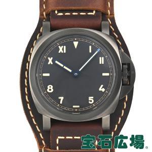 パネライ PANERAI ルミノール カリフォルニア 8デイズDLC PAM00779 新品  メンズ 腕時計|houseki-h