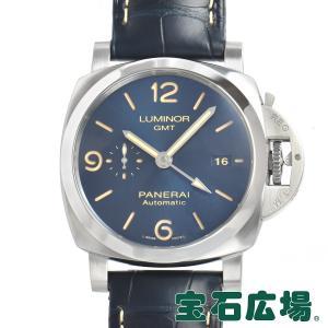 パネライ PANERAI ルミノールGMT PAM01033 新品 メンズ 腕時計|houseki-h