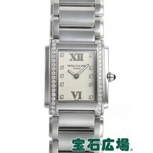 パテック・フィリップ Twenty−4 4910 新品 レディース 腕時計|houseki-h