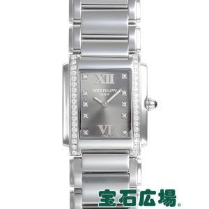 パテック・フィリップ Twenty−4 4910/10A-010 新品 腕時計 レディース|houseki-h