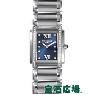 パテック・フィリップ Twenty−4 4910/10A-012 新品 腕時計 レディース|houseki-h