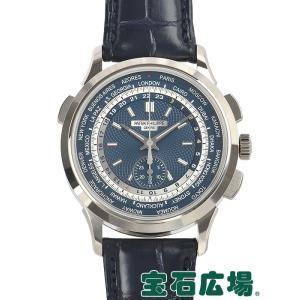 パテックフィリップ PATEK PHILIPPE ワールドタイム クロノグラフ 5930G-001 新品 メンズ 腕時計|houseki-h