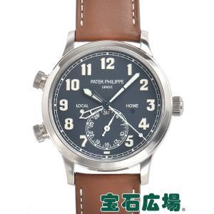 パテックフィリップ PATEK PHILIPPE カラトラバ パイロット トラベルタイム 5524G-001 新品 メンズ 腕時計|houseki-h