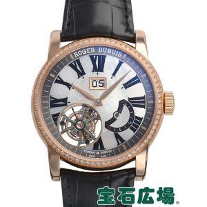 ロジェ・デュブイ オマージュ フライングトゥールビヨン ラージデイト RDDBHO0561 新品 メンズ 腕時計|houseki-h