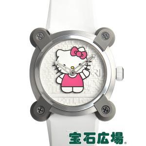 ロマン・ジェローム ROMAIN JEROME ハローキティ 限定生産76本 RJ.M.AU.IN.023.01 新品 メンズ 腕時計|houseki-h