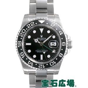 ロレックス GMTマスターII 116710LN 新品 メン...