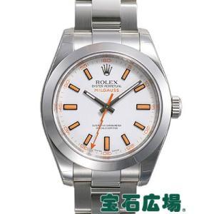 ロレックス ROLEX ミルガウス 116400 新品 腕時計 メンズ|houseki-h